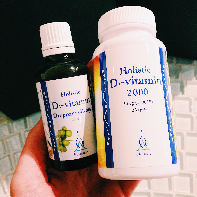 D-vitamin - Piggabutiken.se