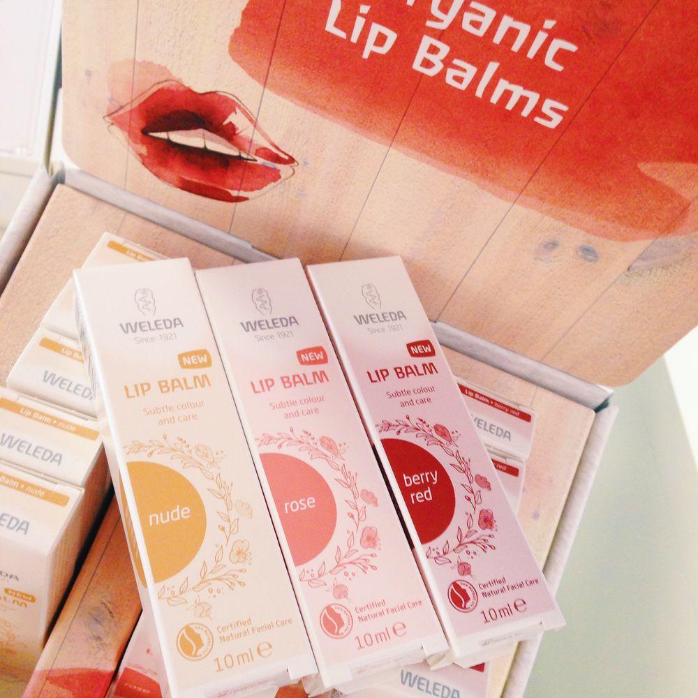Lip Balm -Weleda