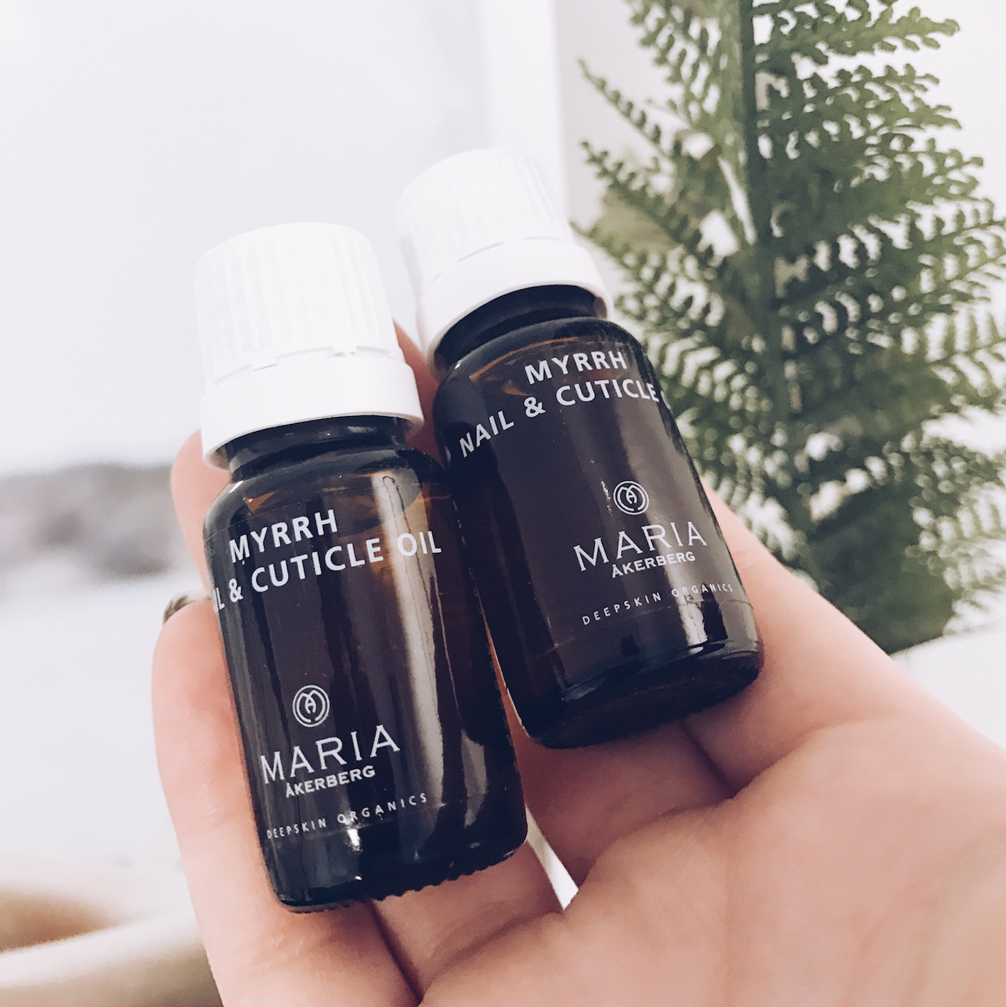 Myrrh Nail & Cuticle Oil - Maria Åkerberg