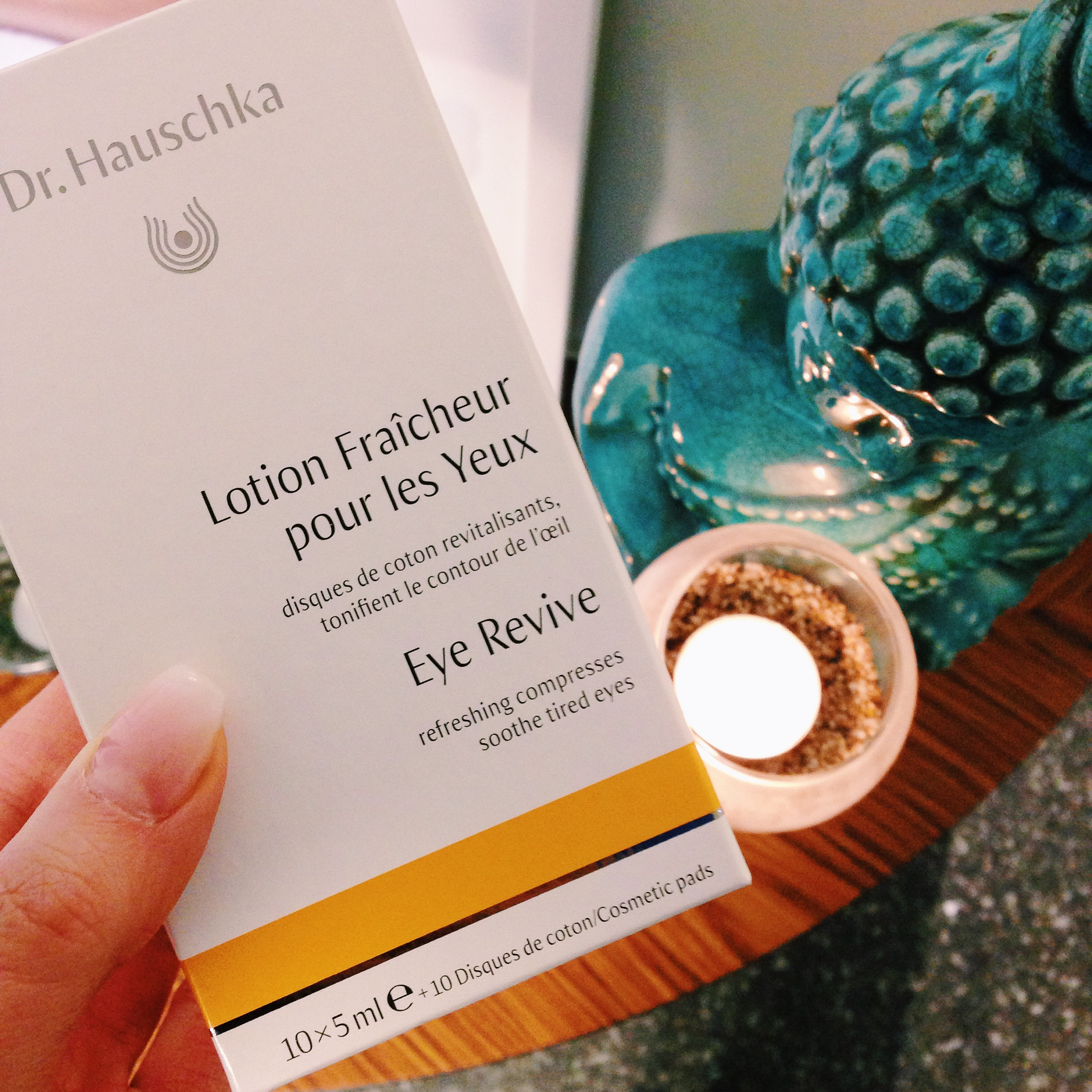 Ögontröst Eye Revive - Dr. Hauschka