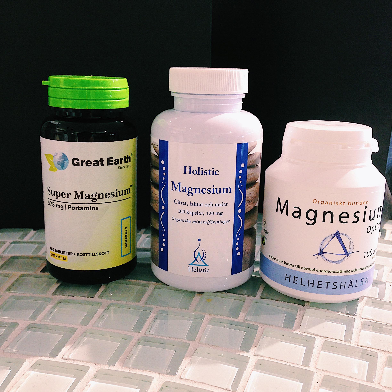Magnesium - Piggabutiken.se