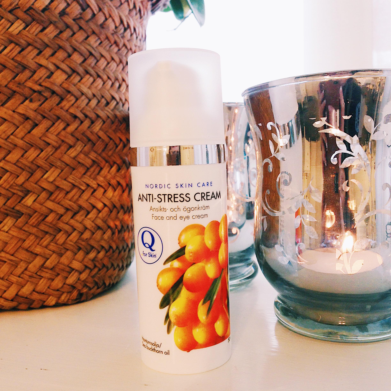 Anti-stress cream - Q for Skin