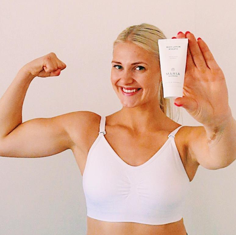 Body Lotion Athletic - Maria Åkerberg