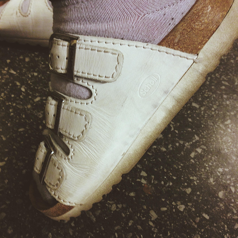 Rena skor giftfritt - Galltvål