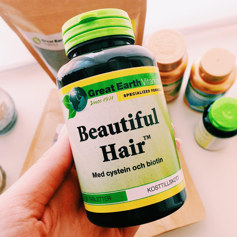 beautiful hair - great earth