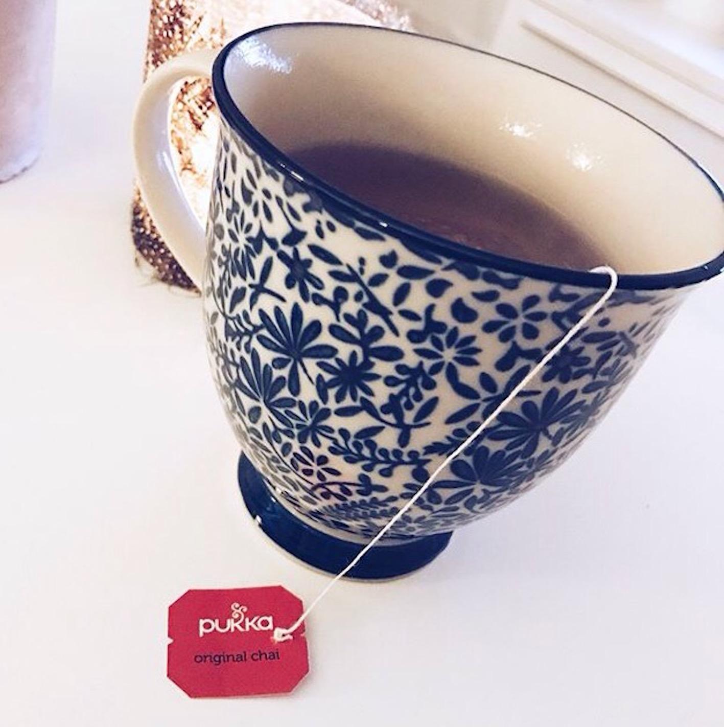 ekologiskt te - Pukka Tea