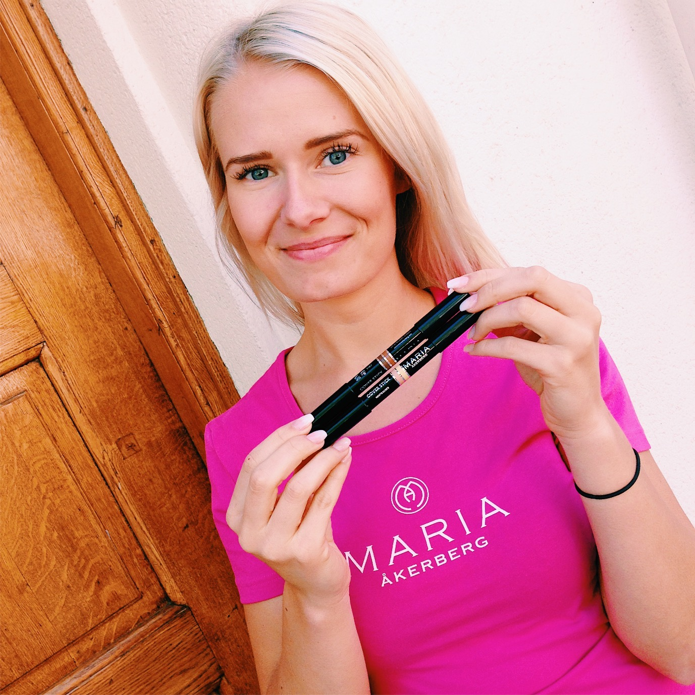 Cover Stick - Maria Åkerberg