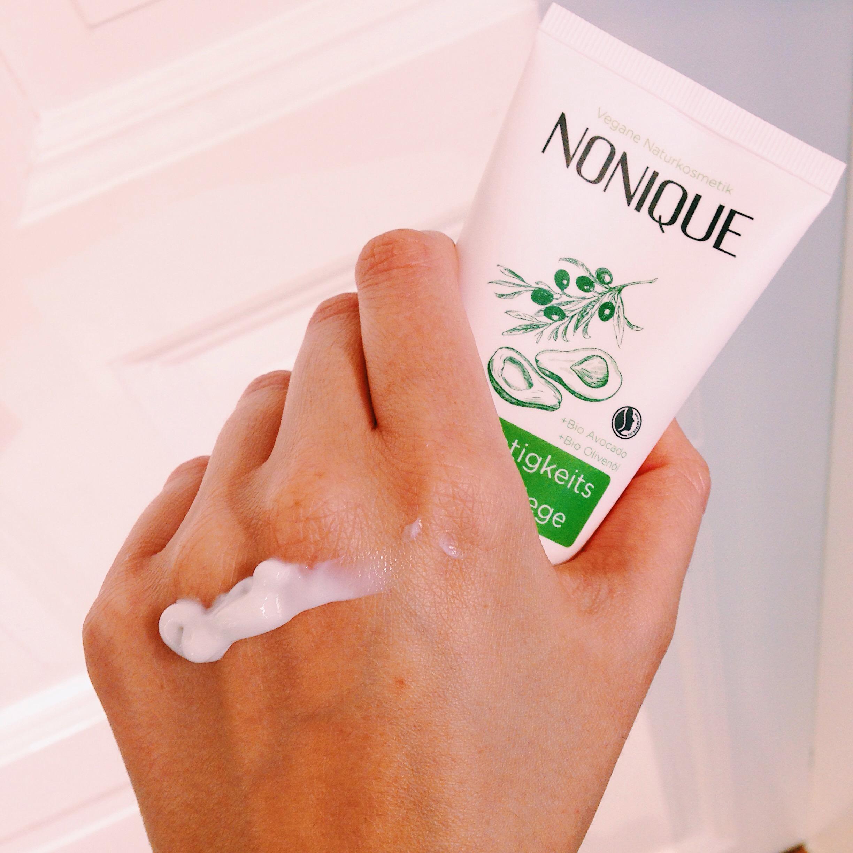ekologisk handkräm - nonique