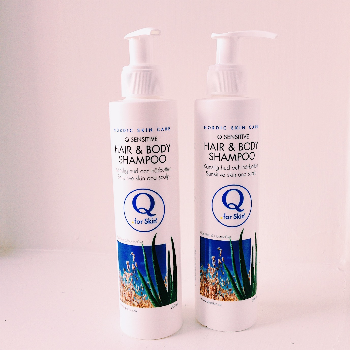 Schampo - Q for Skin