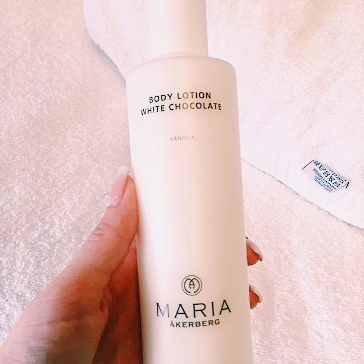 body lotion white chocolate - Maria Åkerberg