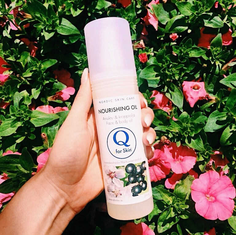 Nourishing Oil - Q for Skin