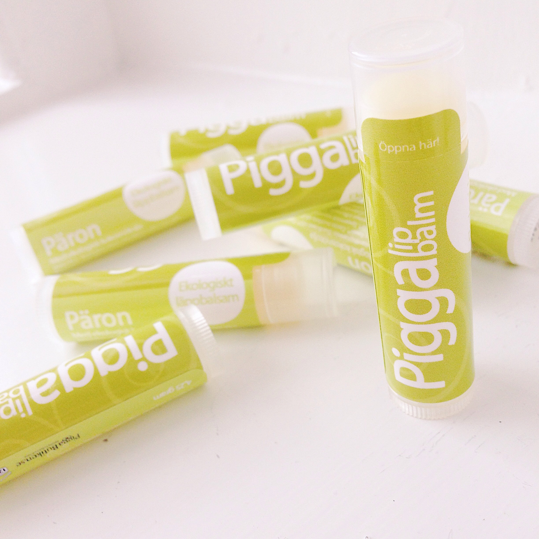 ekologiskt cerat - pigga lip balm