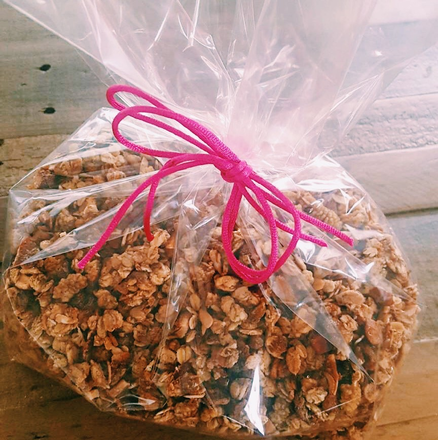 nyttig granola recept
