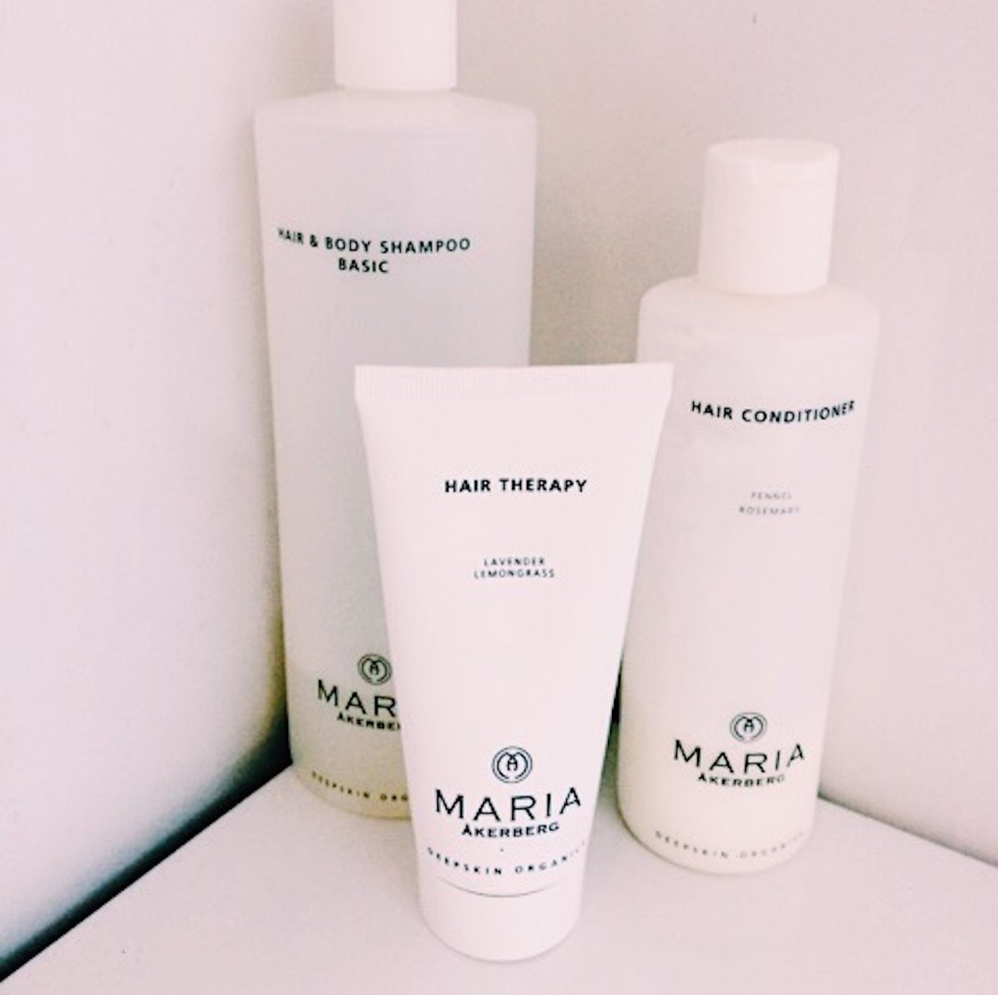 Hair Therapy - Maria Åkerberg