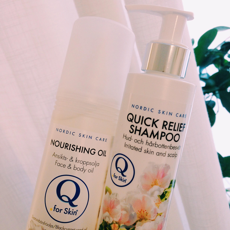 hårbotten - Q for Skin