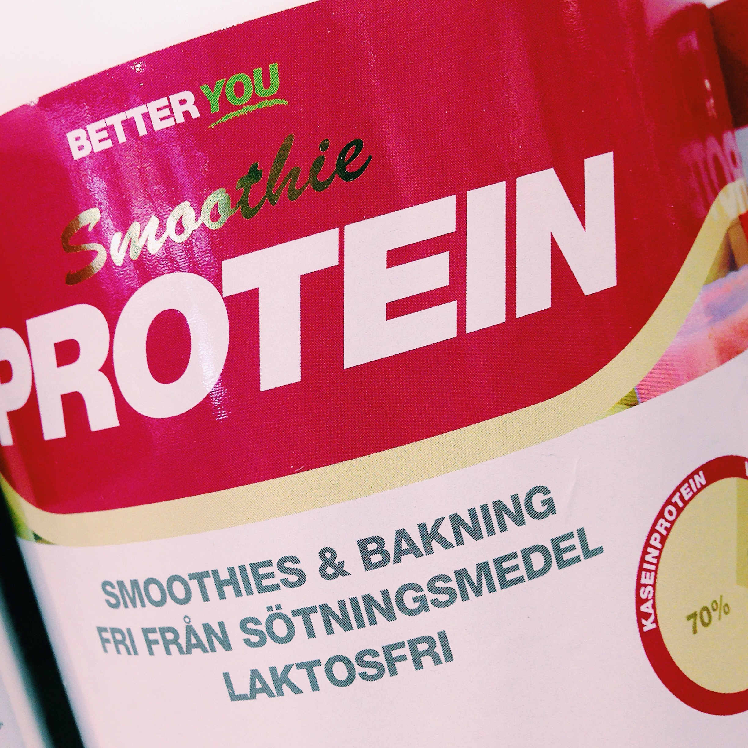 smoothie protein - Better You