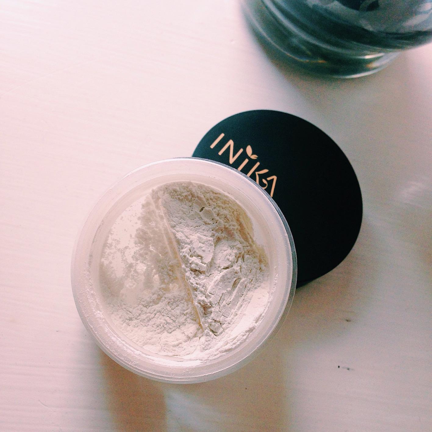 Mattifying Powder - INIKA Organic