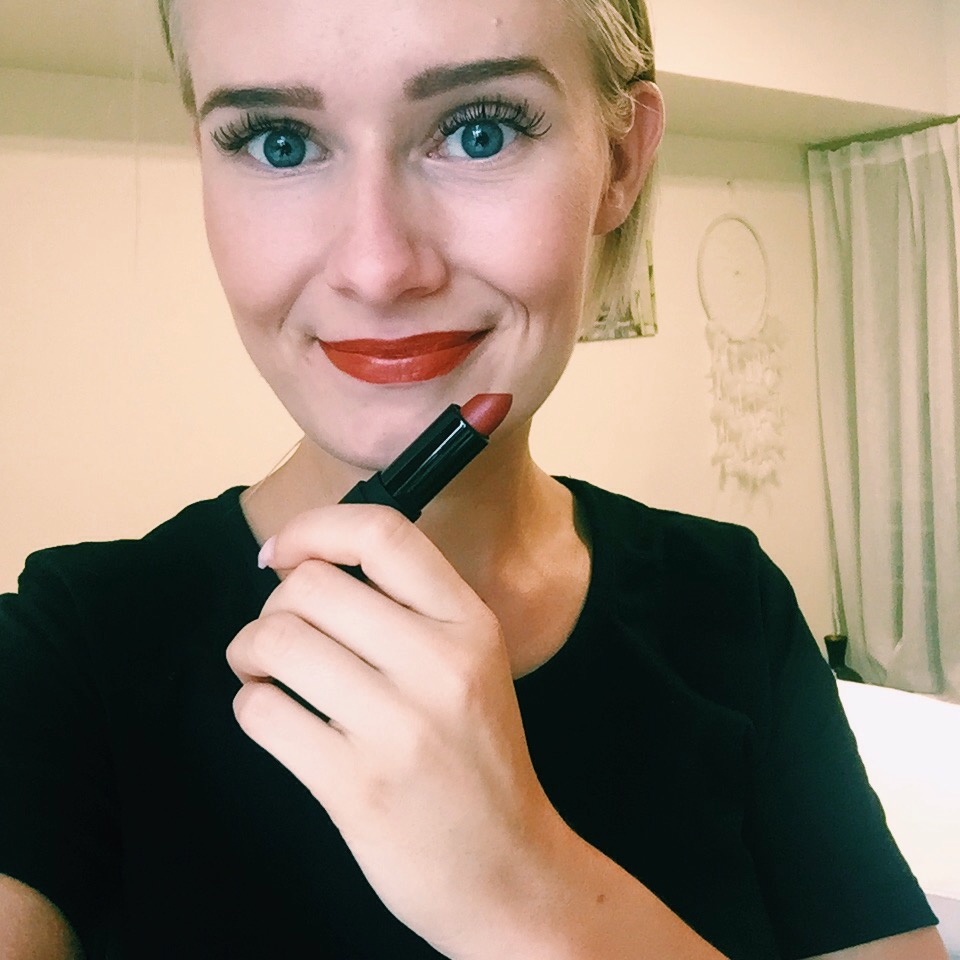 Vegan Lip Stic After Dark - INIKA Organic
