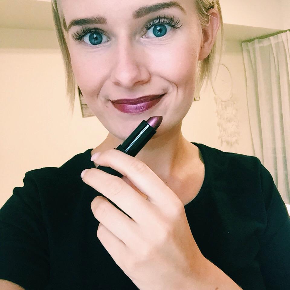 Vegan Lip Stick Dark Cherry - INIKA Organic