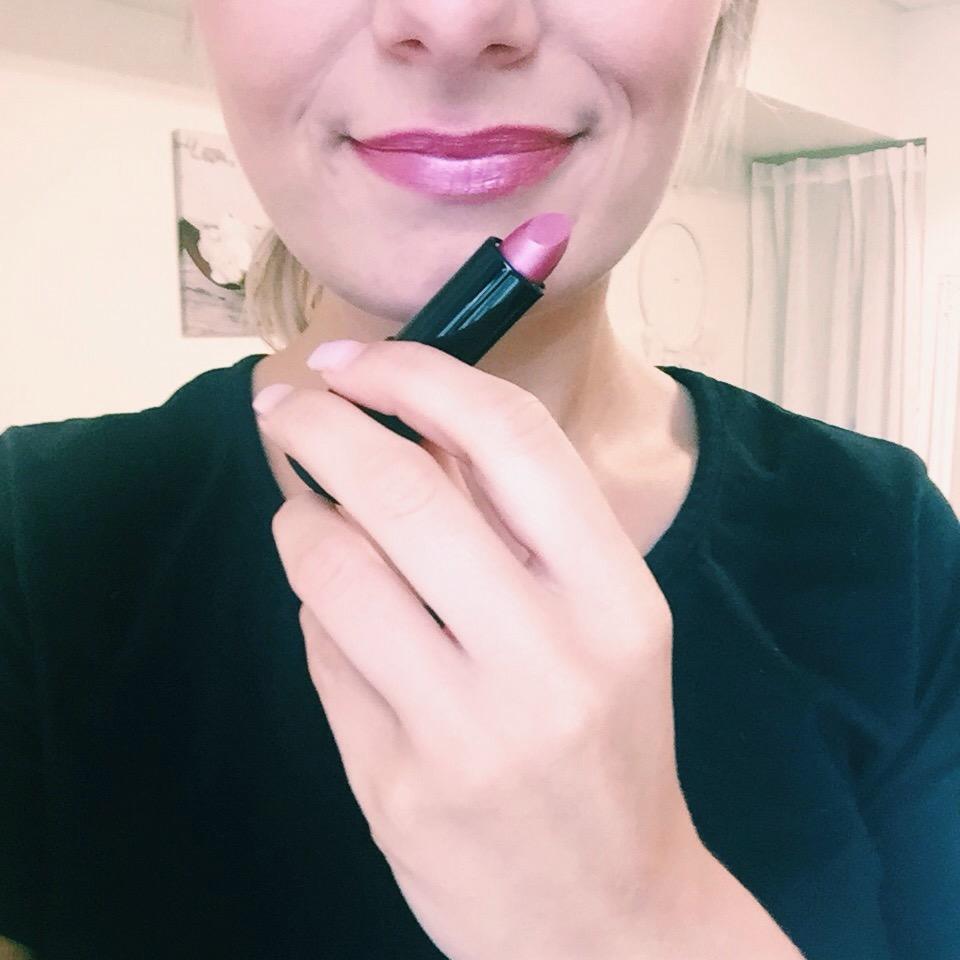 Vegan Lip Stick Flushed - INIKA Organic