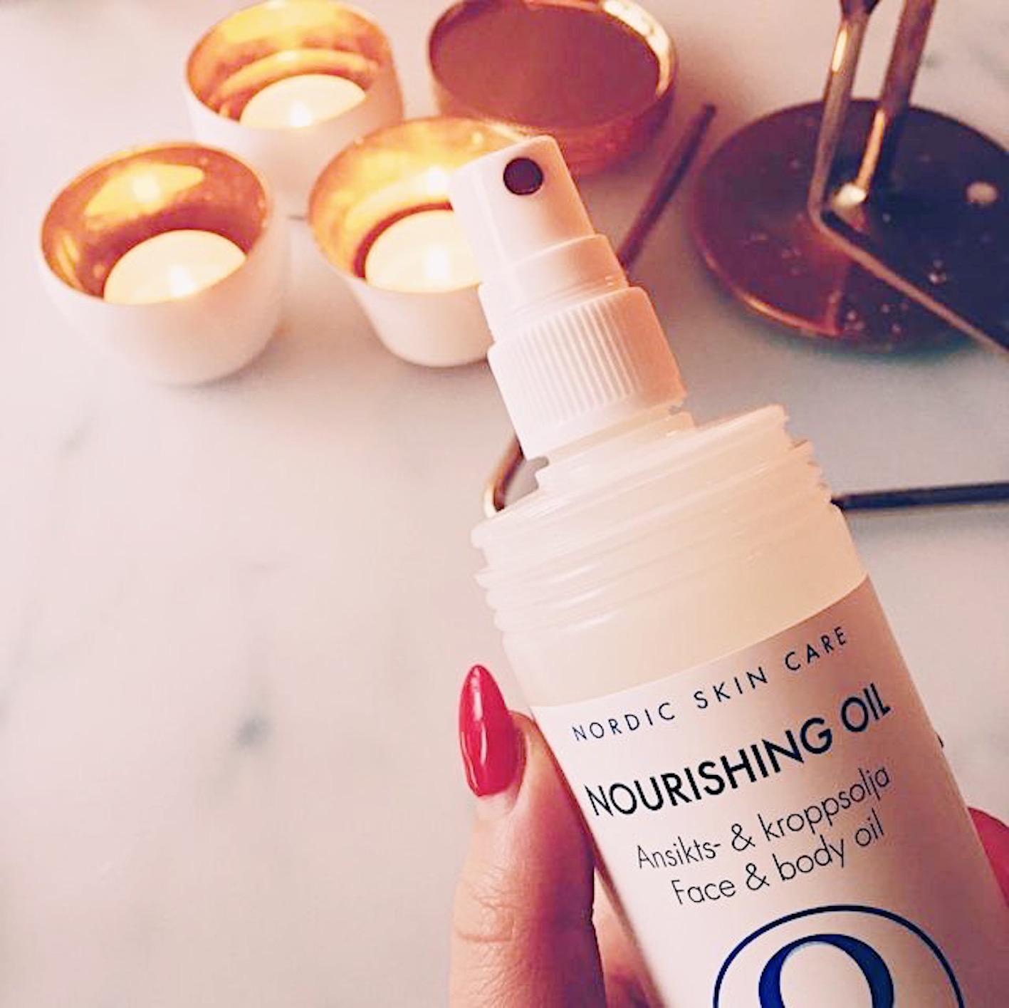 Nourishing Oil - Q for Skin