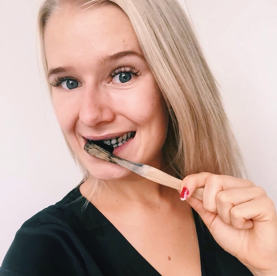 naturlig tandblekning - Warpaint