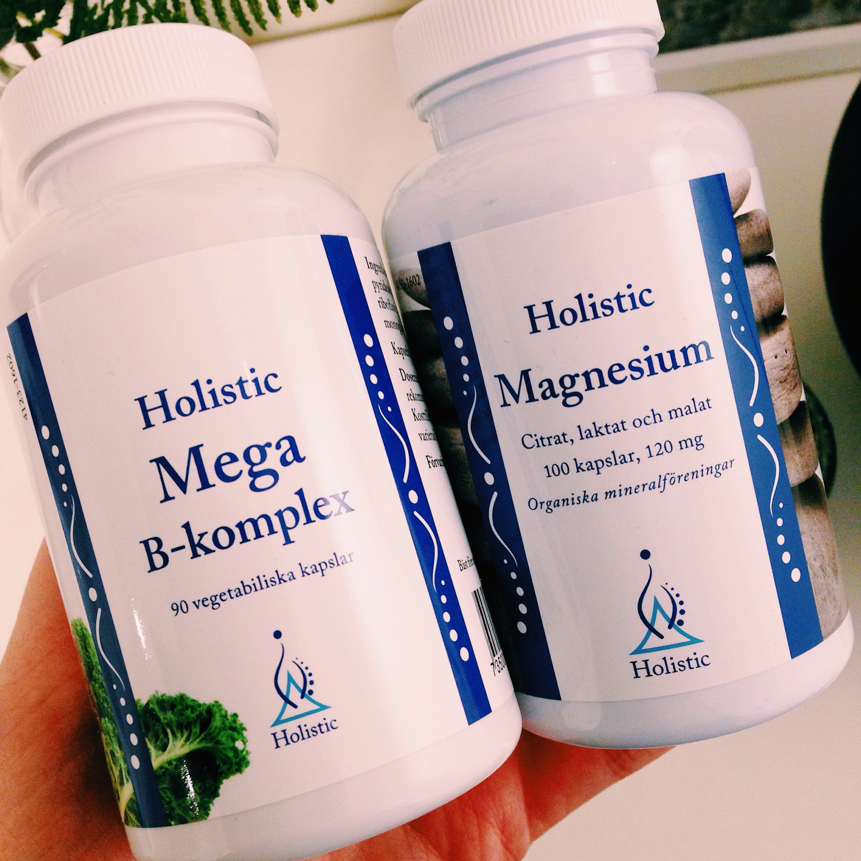kosttillskott - holistic