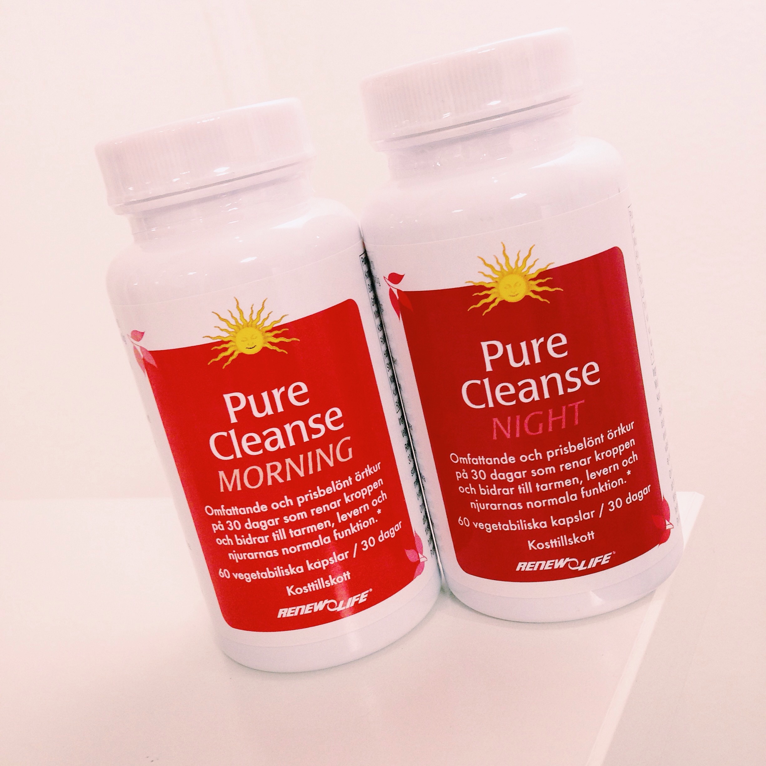 pure cleanse -renew life