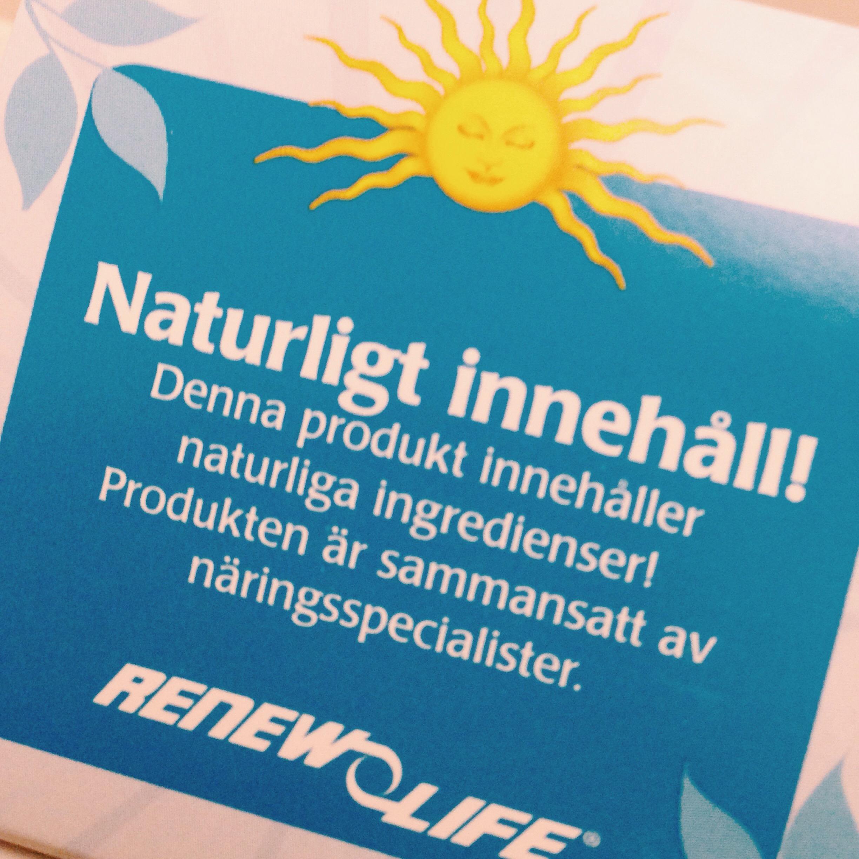 pure biotic  - renew life