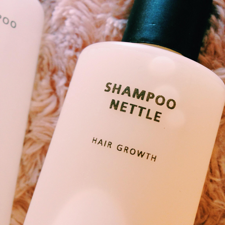 naturligt ekologiskt schampo