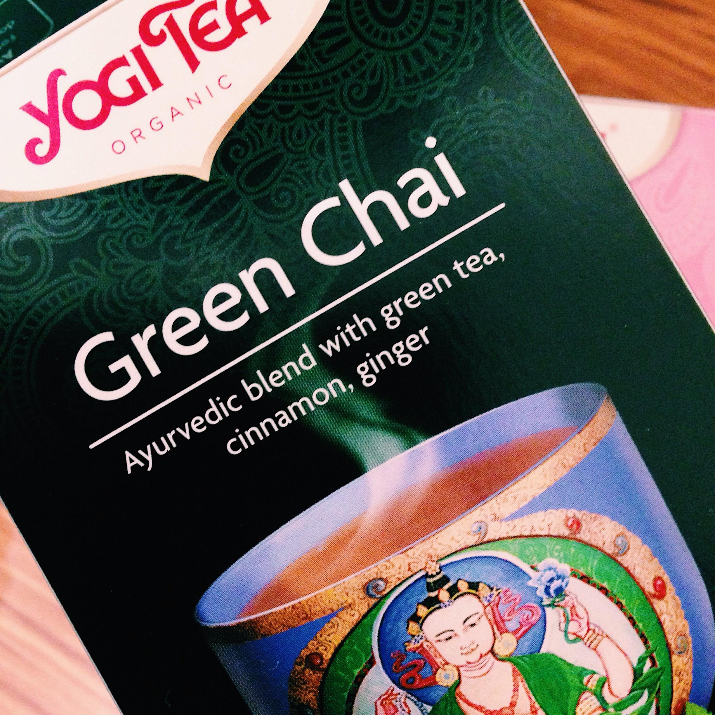 ekologiskt te - yogi tea