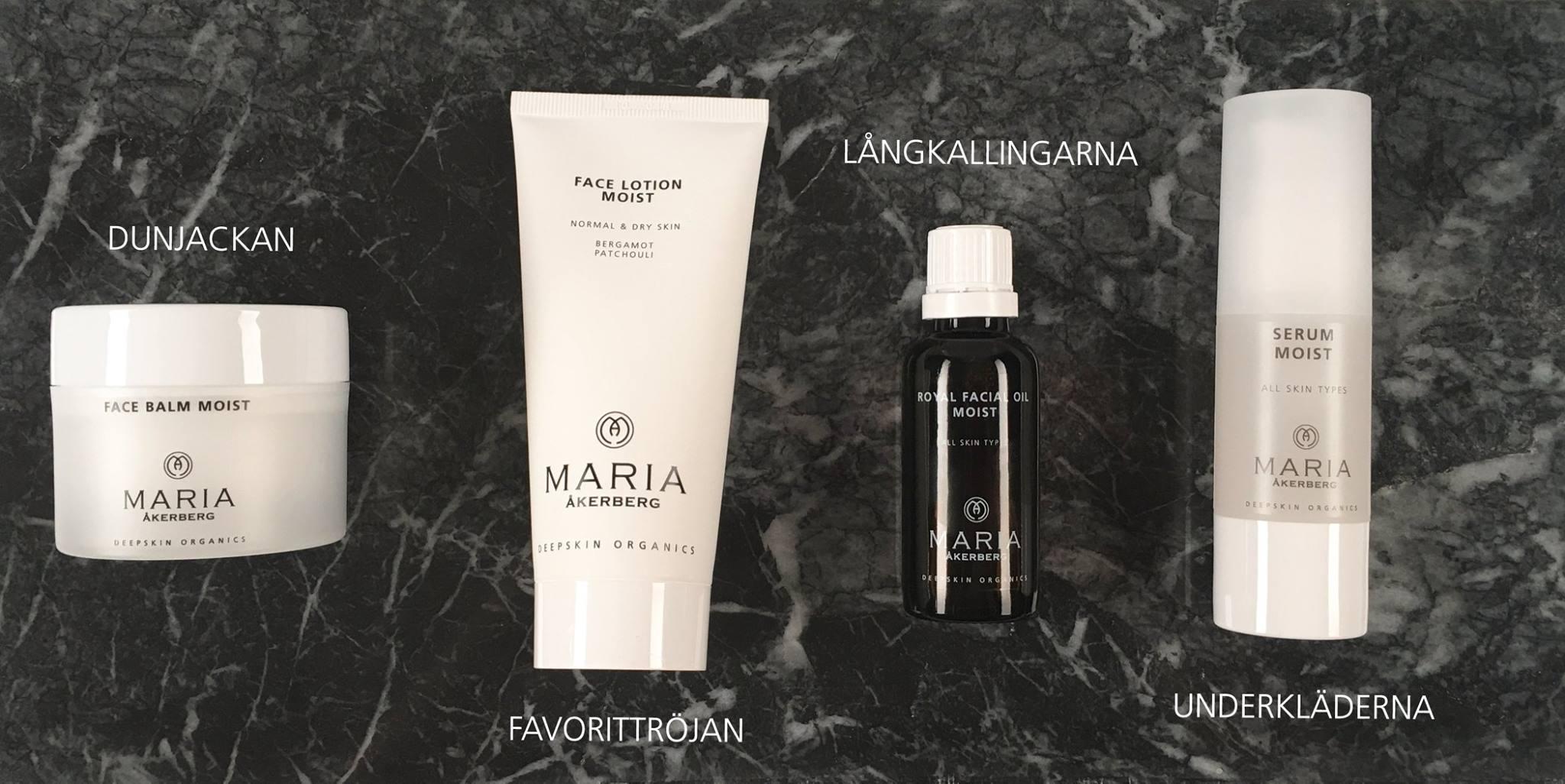 hudvård vinter - Maria Åkerberg