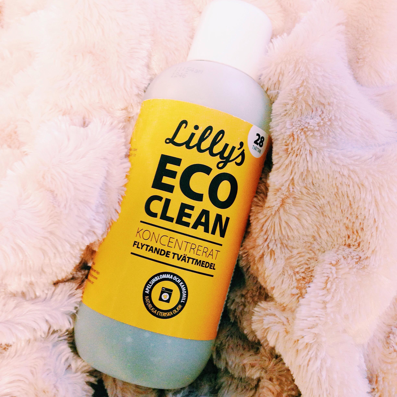 sköljmedel - lillys eco clean
