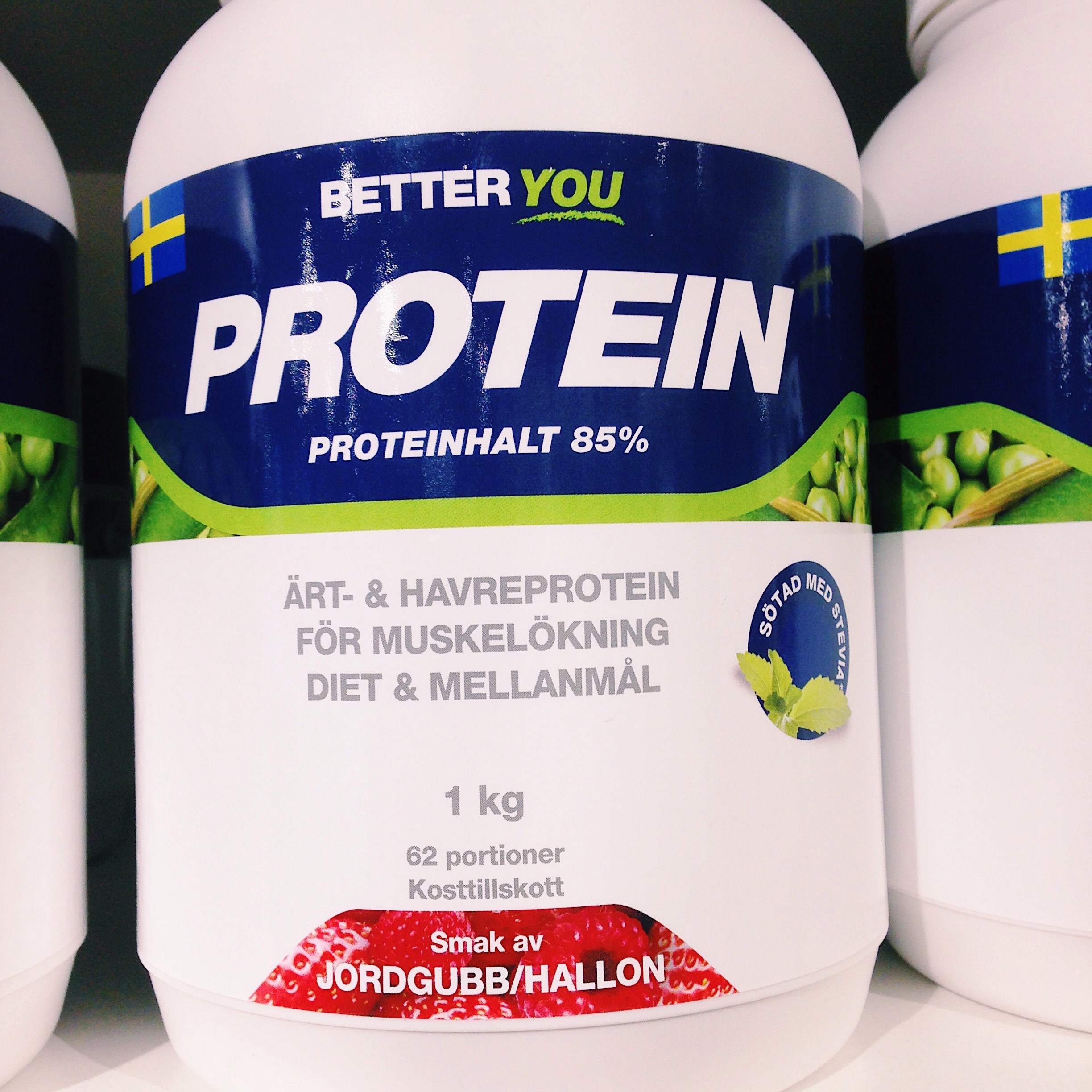 protein frukost - better you