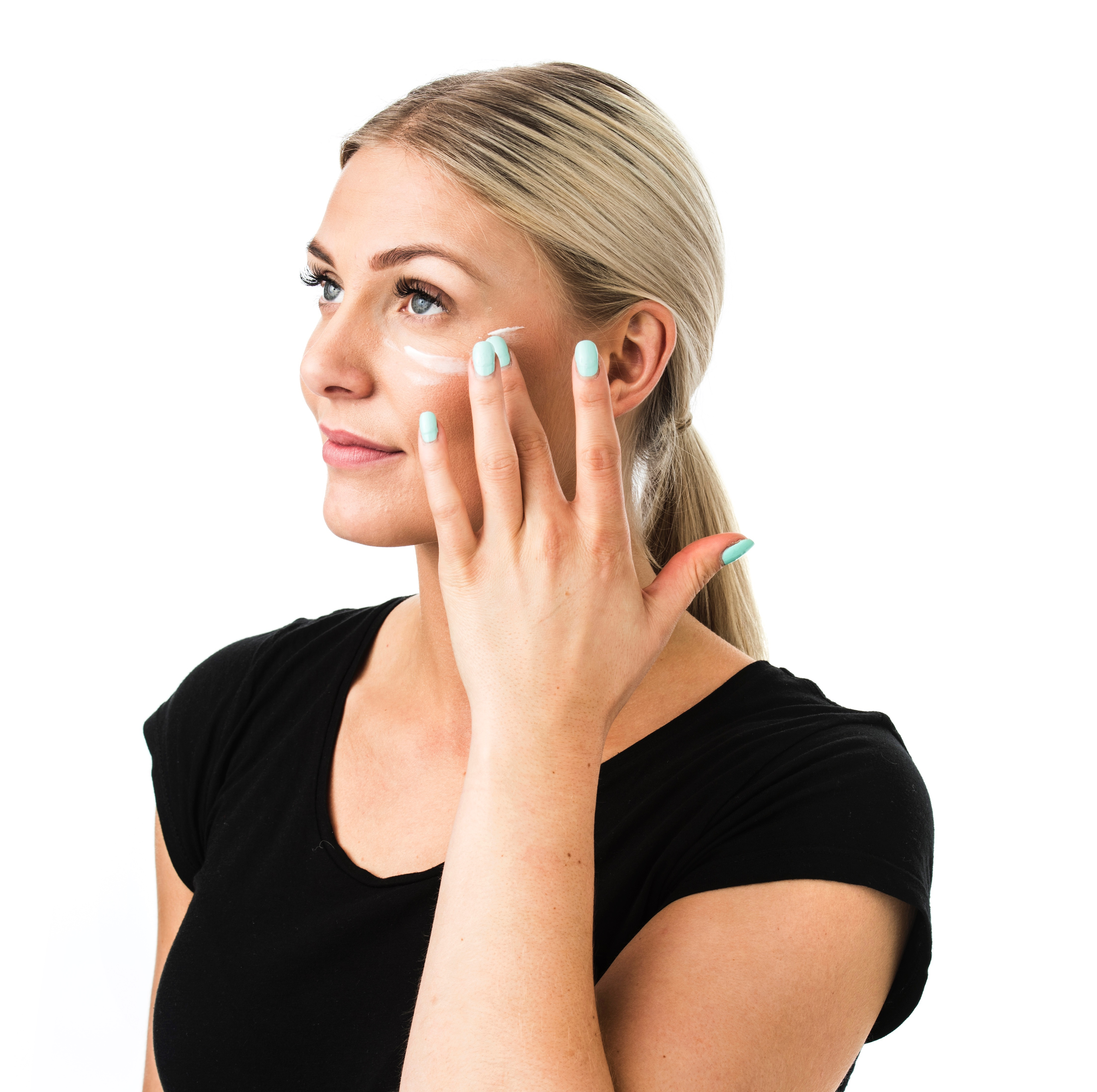 q for skin - quick repair cream - parfymfri - känslig hud