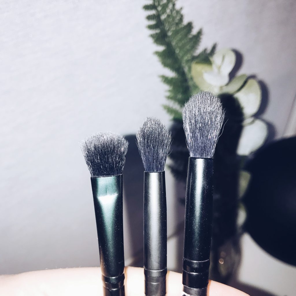 Vegan Eyeshadow Brushes
