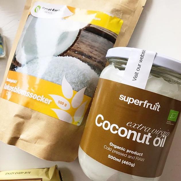 ekologisk kokos
