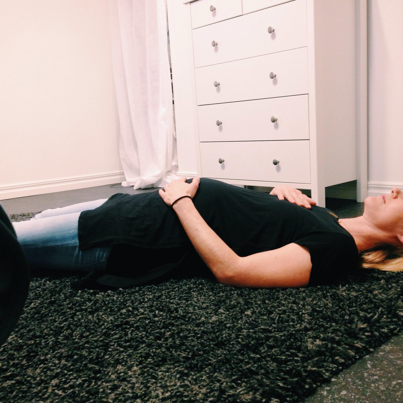andas - övning
