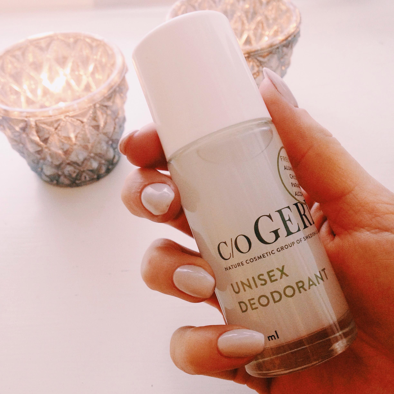 deodorant - care of gerd