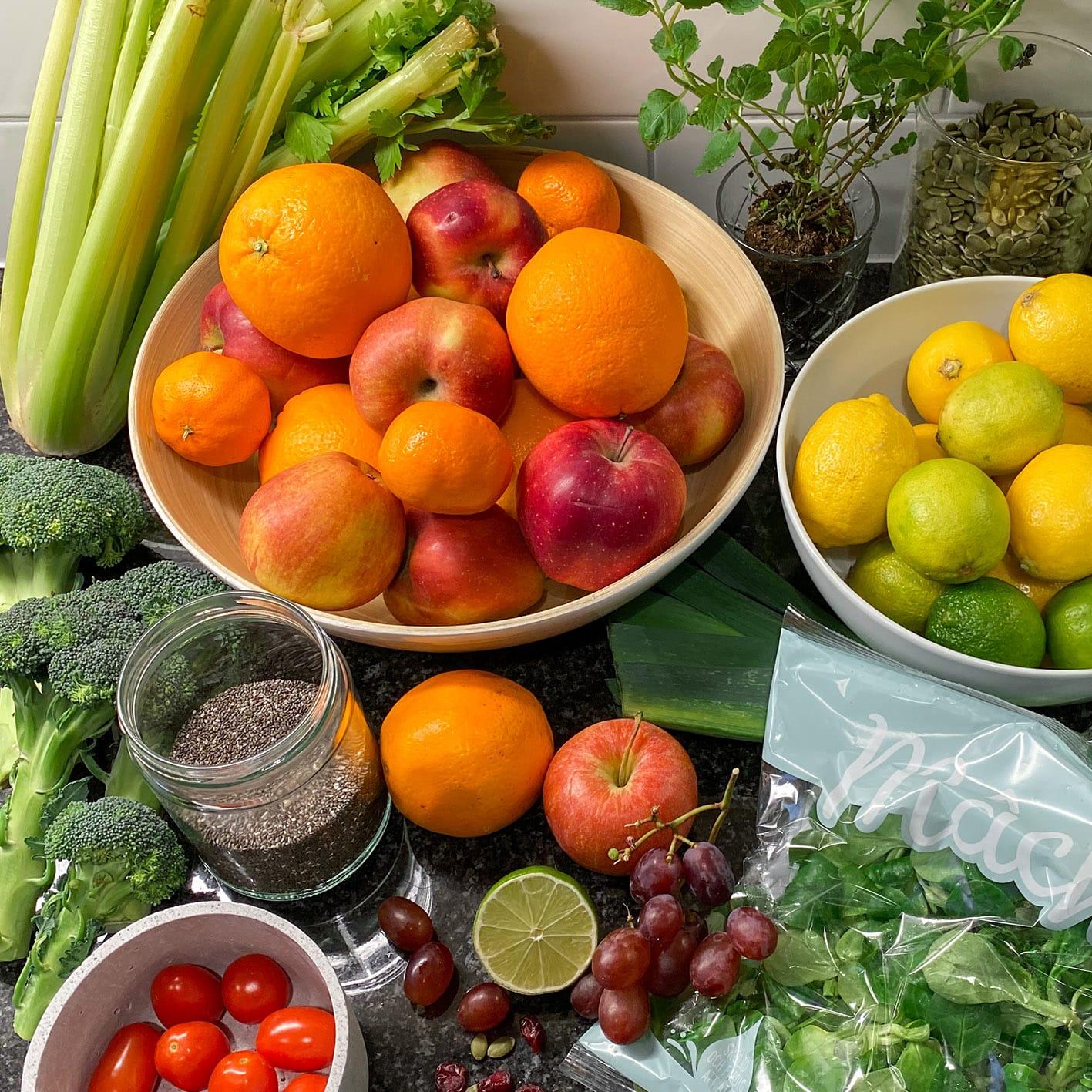 Detox - Grönsaker