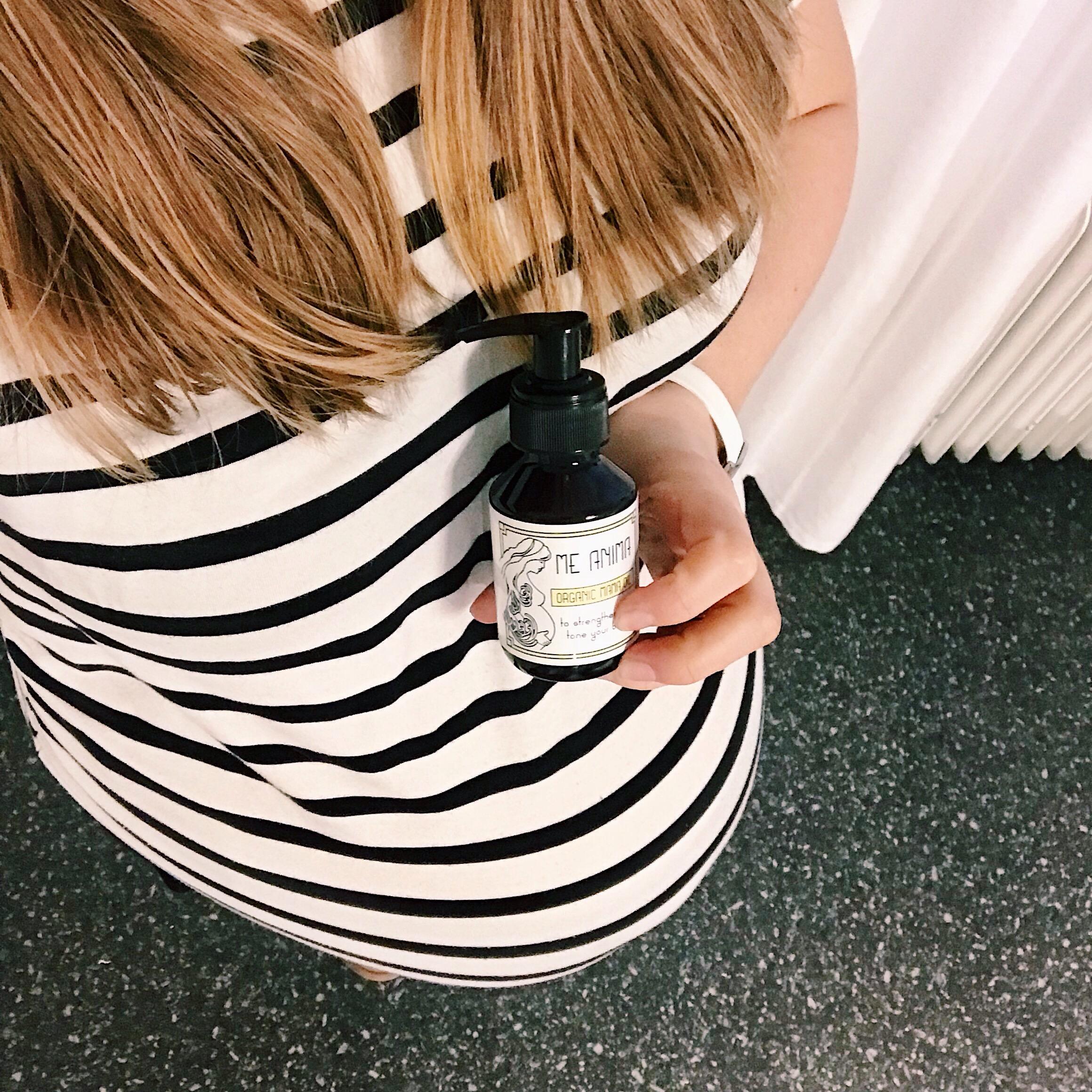 gravidolja - mama oil - me anima