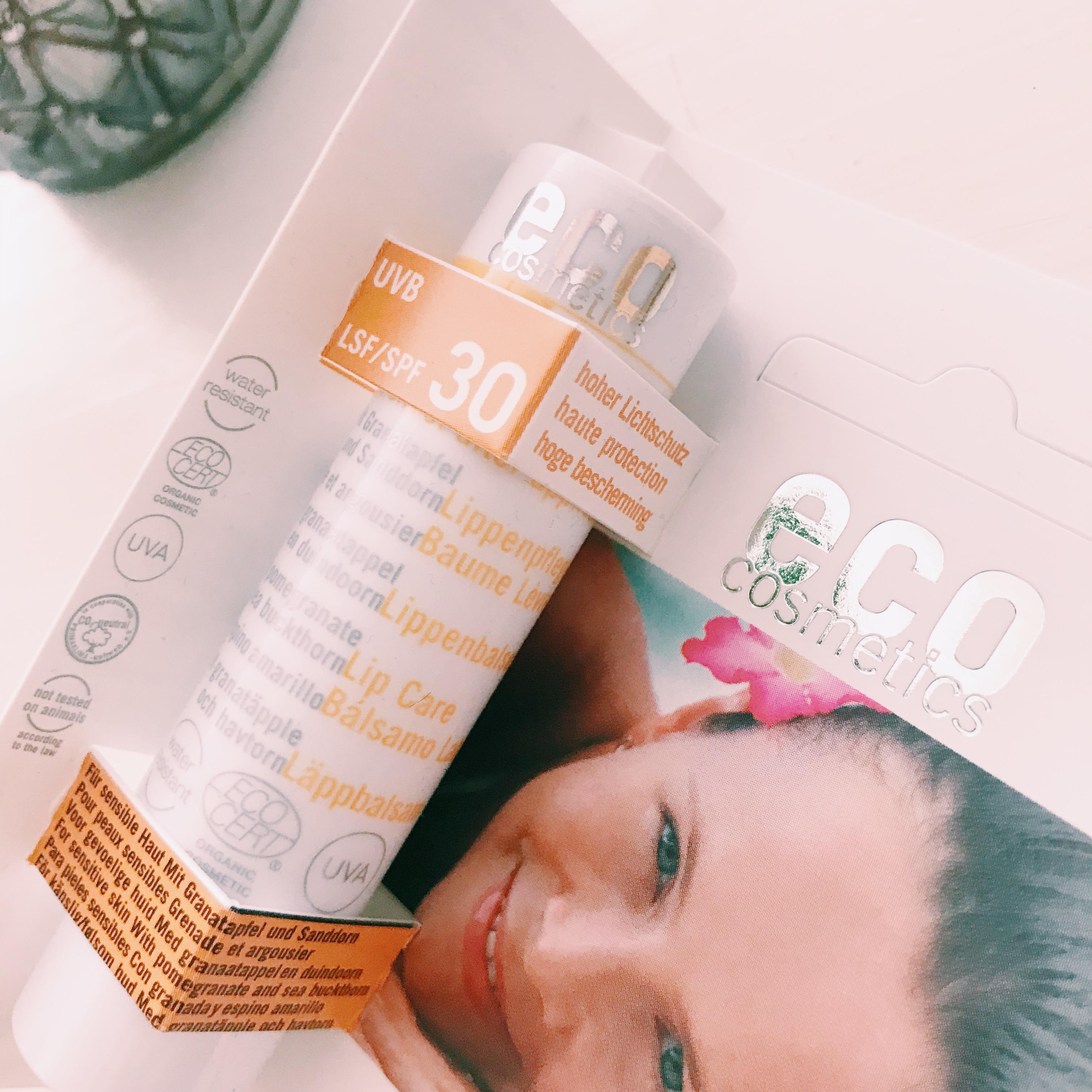 Lip balm - Eco cosmetics