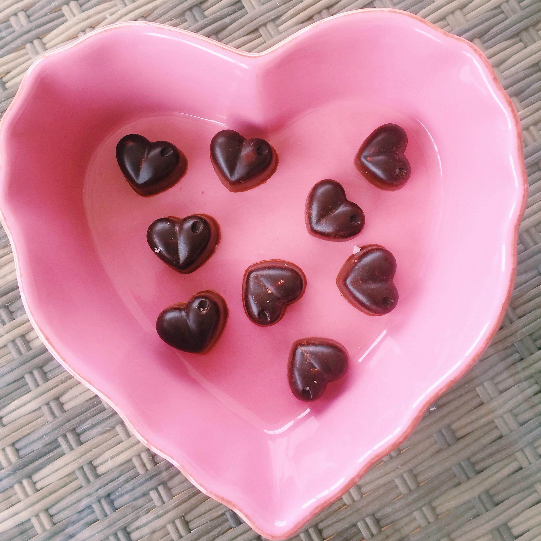 recept - choklad