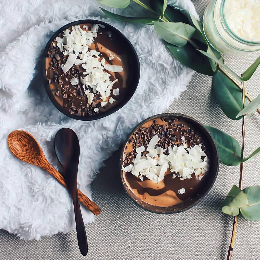 Kokosskålar