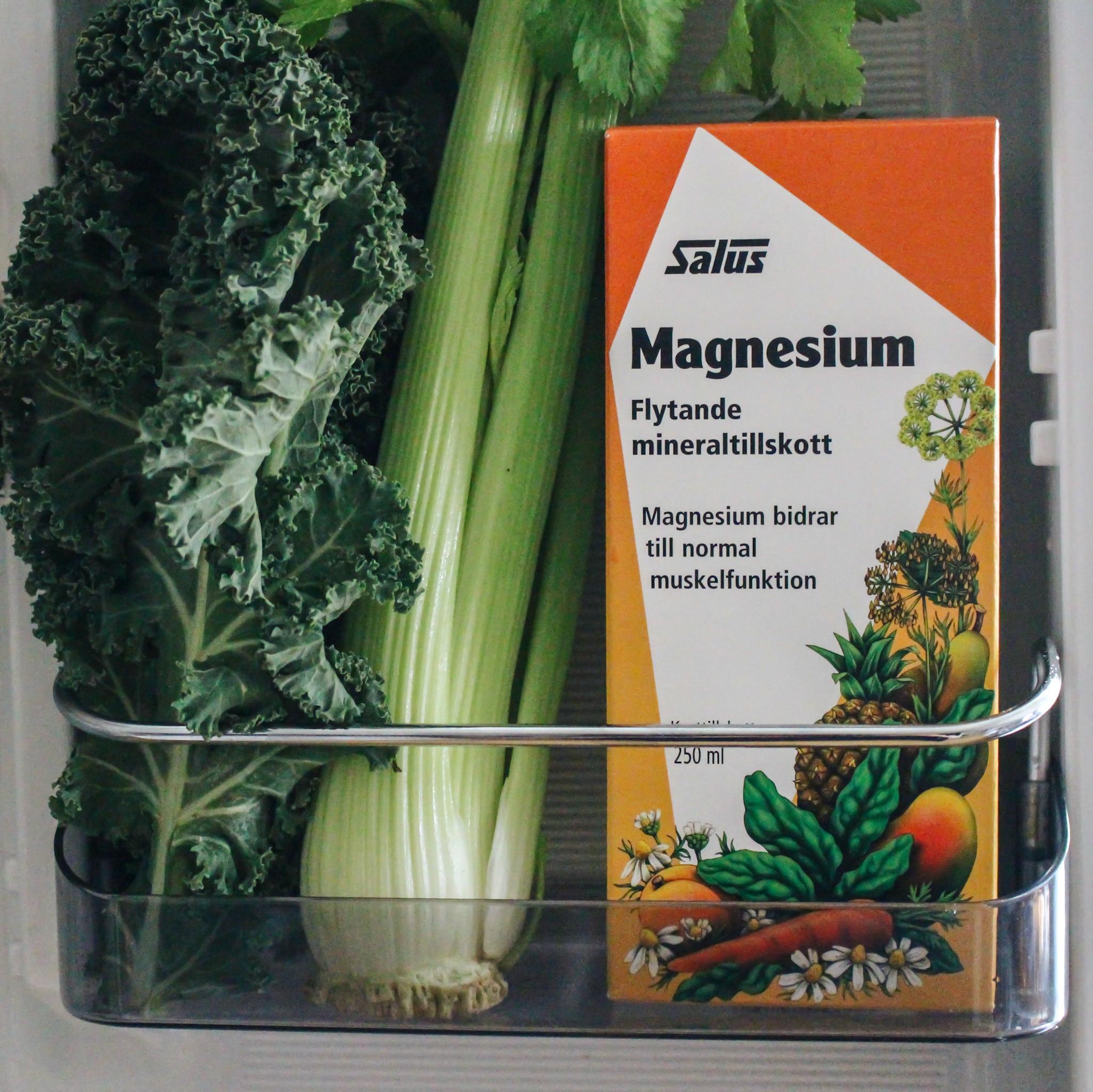 Flytande Magnesium