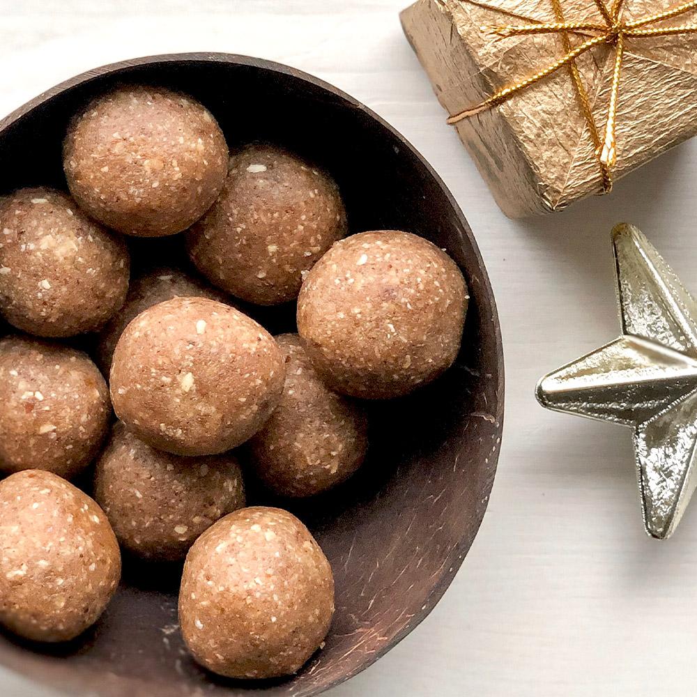 Recept - Pepparkaksbollar