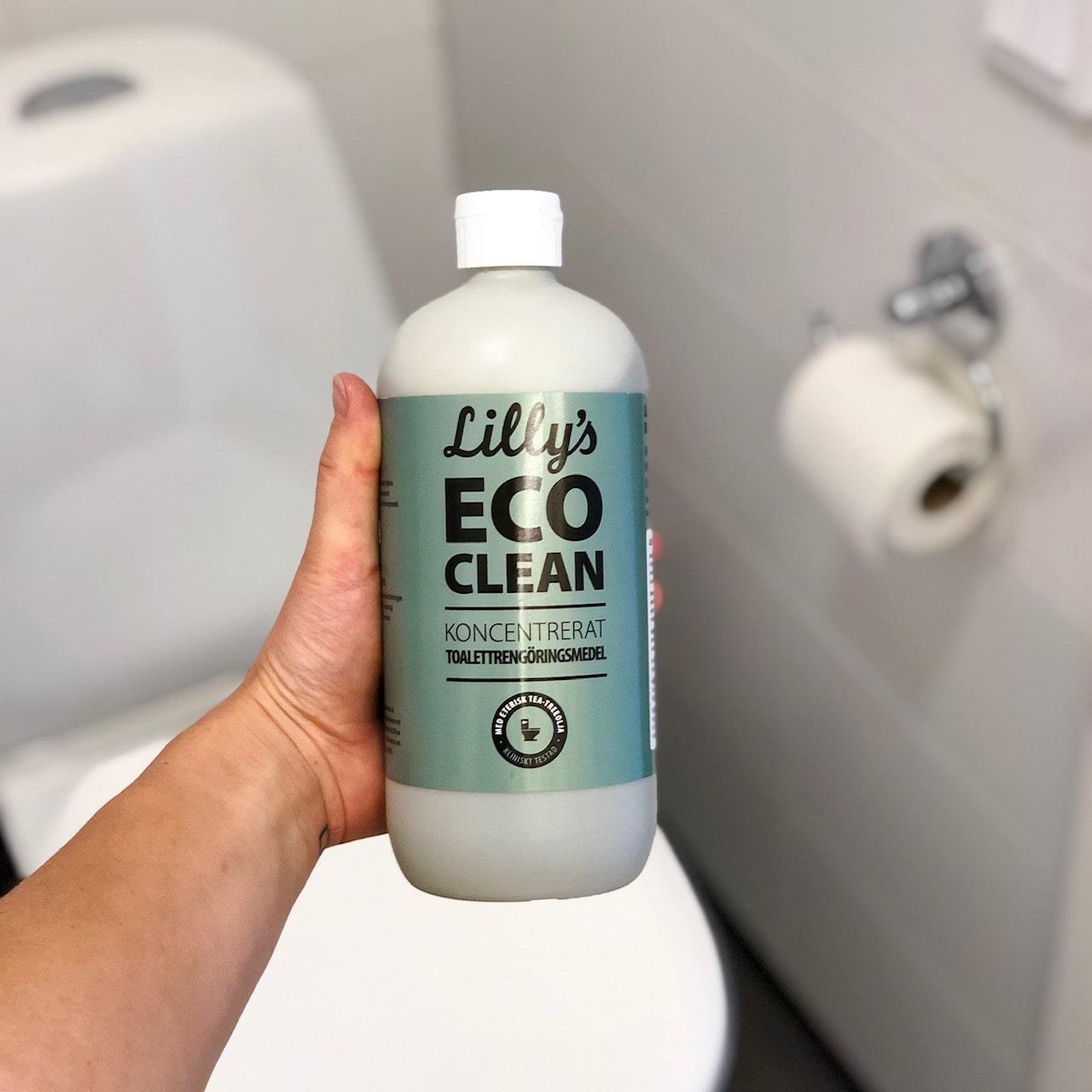 Badrum - Lillys Eco Clean