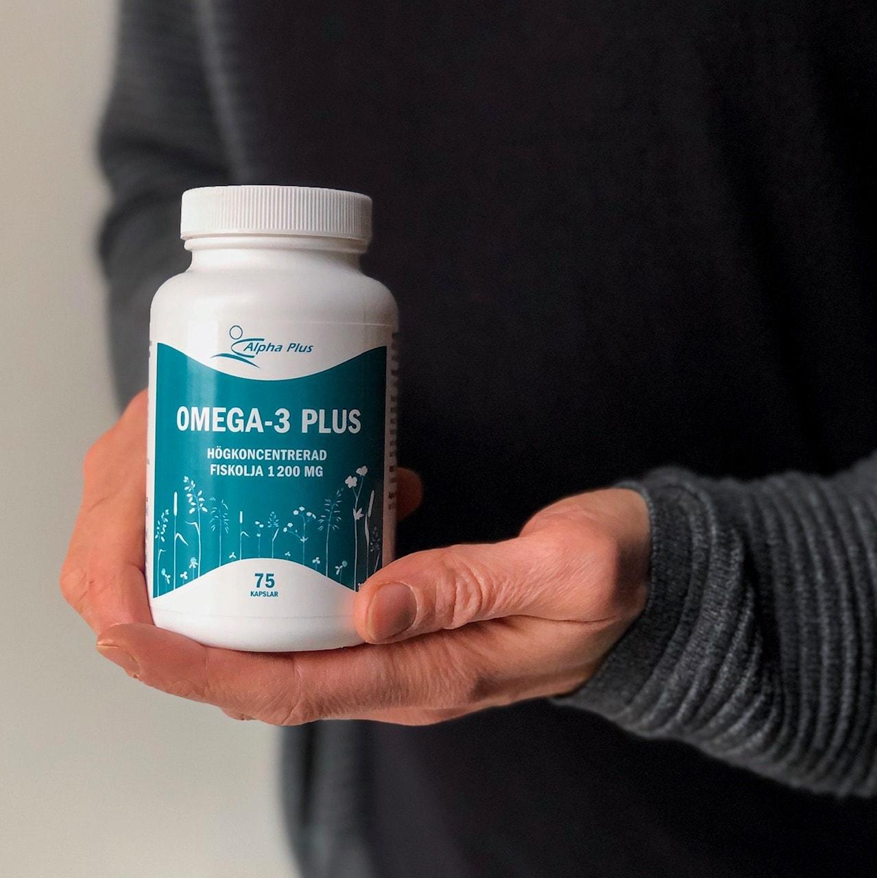 Omega-3 Alpha Plus